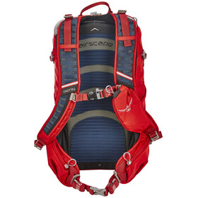 Osprey Escapist 25 Rucksack M/L cayenne red
